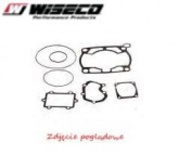 Wiseco Black Long Sleeve T-Shirt w/Flame Design XXL
