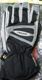 Rękawiczki Acerbis Maktub czarno-szare