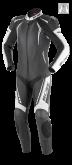 Kombinezon motocyklowy BUSE Silverstone Pro czarno-biały 54