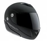 Kask motocyklowy LAZER MONACO Pure Glass czarny matowy