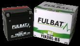 Akumulator FULBAT YIX30L-BS (AGM, obsługowy, kwas w zestawie)
