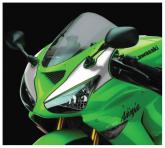 PRINT naklejki na motocykl Kawasaki ZX6RR 2005/2006