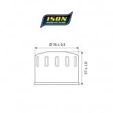Filtr Oleju ISON160