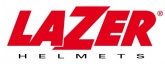 LAZER Kit Race/Vent Lock and Tabs WideClear/WideRace (Czerwony)