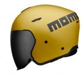 Kask Motocyklowy MOMO AERO (Gold Matt/ Grey Matt) rozm. 2XS