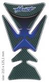 PRINT tankpad Engineering Maxi Hornet niebieskie