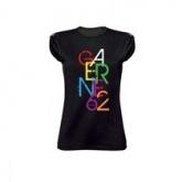 T-Shirt GAERNE G-COLOR czarny S