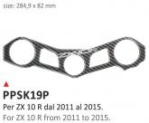 PRINT Naklejka na półkę kierownicy Kawasaki ZX10R 2011/2015