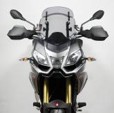 Szyba motocyklowa MRA APRILIA CAPONORD 1200, VK, 2013-, forma VT, bezbarwna