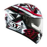 Kask Motocyklowy KYT NF-R ESPARGARO' 2018 FUXIA - L