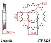 ZEBATKA NAPĘDOWA JT JTF3323.24