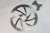 OVERSIZE MTB DISC WITH BRACKET - 160MM TO 203MM