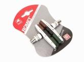 Klocki hamulcowe Romet 955VC wymienne okładziny