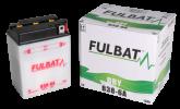 Akumulator FULBAT B38-6A (suchy, obsługowy, kwas w zestawie)