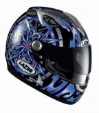 Kask motocyklowy LAZER SIROCCO Celtic czarny/niebieski