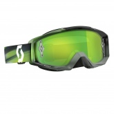 Gogle Scott Tyrant Speed Grey / Green Works