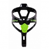 Koszyk na bidon ZEFAL Pulse A2 czarny/zielony 26g
