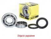 ProX Zestaw Łożysk i Uszczelniaczy Wału Korbowego CR250 '84-91+CR500 '82-01