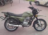 Motocykl Romet ADV 125