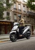 Motocykl Suzuki ADDRESS na kat.B
