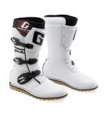 Buty motocyklowe GAERNE BALANCE CLASSIC białe