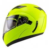 Kask motocyklowy KYT CONVAIR żółty