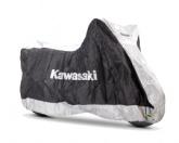 Pokrowiec Zewnętrzny Kawasaki Czarny XL