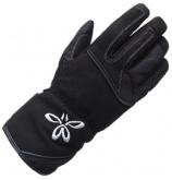 Rękawice motocyklowe damskie LOOKWELL CHICK LADY czarne