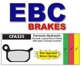 Klocki rowerowe EBC (organiczne wyczynowe) Formula B4 CFA325R
