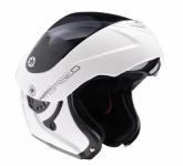 Kask motocyklowy LAZER MONACO Pure Glass biały