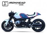 Tłumik IRONHEAD BMW NINE-T NEW typ HC1-3B czarny