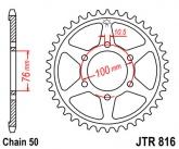 Zębatka napędowa tylna JTR816.52 - 52 zębów
