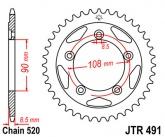 Zębatka napędowa tylna JTR491.38 - 38 zębów