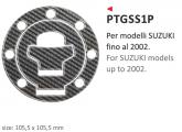 PRINT naklejka na wlew paliwa Suzuki up 2002