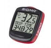 Licznik rowerowy SIGMA Baseline 1200 12 funkcji