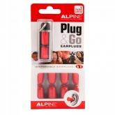 ALPINE zatyczki/stopery do uszu Plug&Go (10 szt)