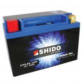 Akumulator SHIDO LTX9-BS Litowo Jonowy