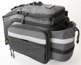 Sakwa na bagażnik Sport Arsenal ART. 560 rozkładana 20L