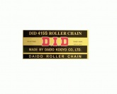 Łańcuch napędowy DID 415S-1 (rola 4800 ogniw)