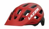 Kask rowerowy Lazer Coyote czerwony rozmiar M
