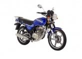 Motocykl Romet K125 Niebieski