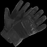 Rękawice motocyklowe BUSE Pro Race czarne