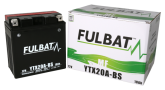 Akumulator FULBAT YTX20A-BS (AGM, obsługowy, kwas w zestawie)