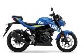 Suzuki GSX-S125 malowanie MotoGP rocznik 2018