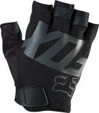 Rękawiczki rowerowe FOX Ranger Short czarne