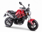 Motocykl Romet Pony 125 EURO 4