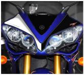 PRINT naklejki na motocykl Yamaha R1 2007/2008