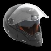 Kask motocyklowy ROCC 150 czarny matowy