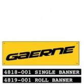 Baner GAERNE ROLL BANNER