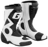 Buty motocyklowe GAERNE G-EVOLUTION FIVE białe